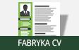 Stworzymy, ulepszyby, przetłumaczymy Twoje CV - Fabryka CV